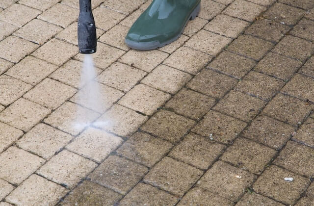 quincy patio cleaning