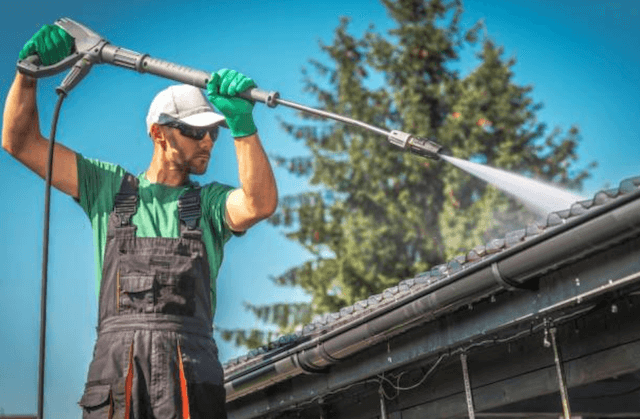 pressure washing quincy