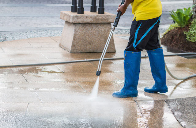 commercial cleaning quincy