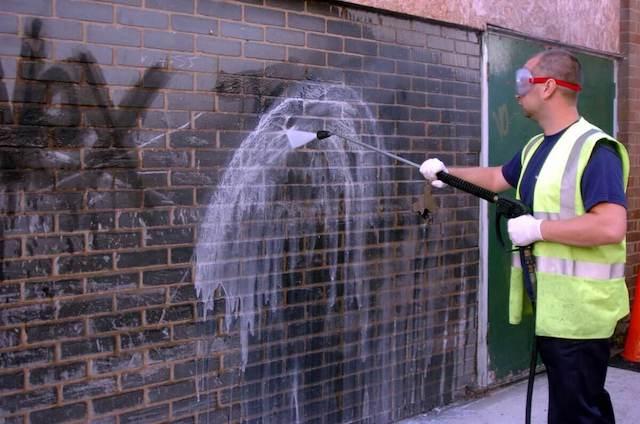graffiti removal in quincy